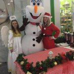 Anjel a Olaf
