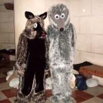 Vlčica a Šedý Vlk