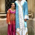 Jasmína, Aladin Princ