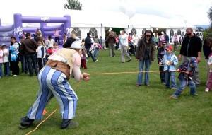 Detské hry a súťaže